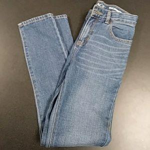 Girls sz 10 skinny jeans